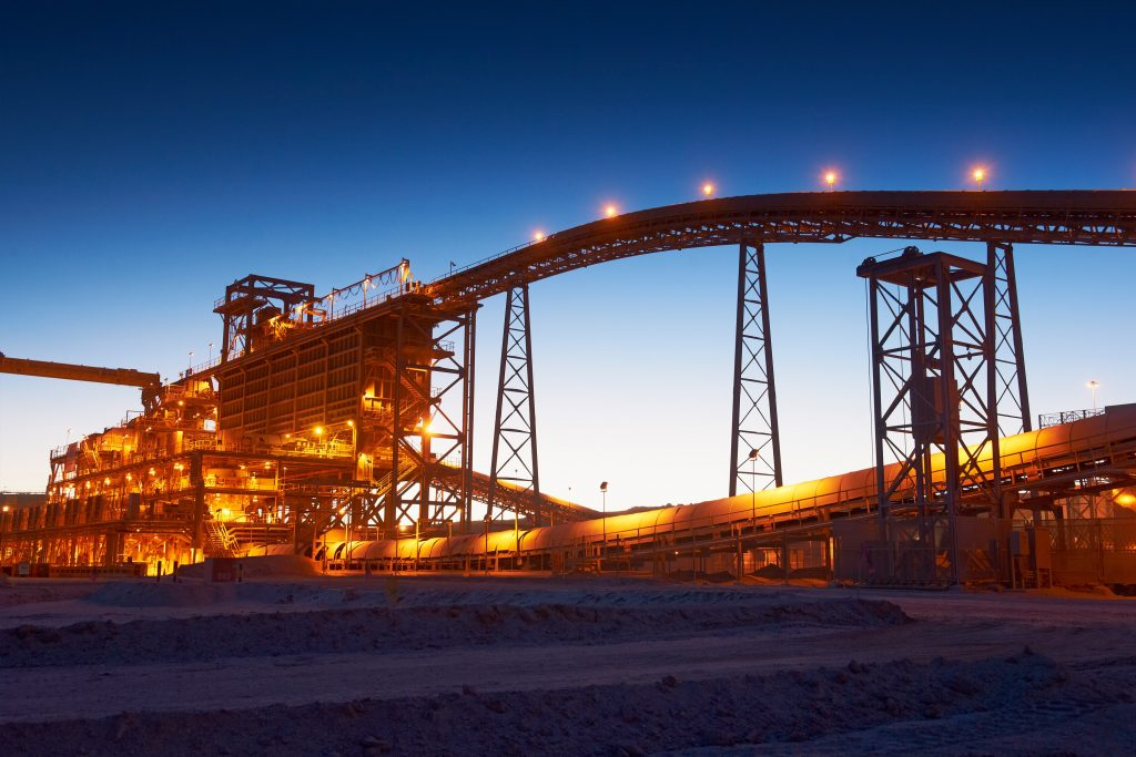 Mitsui to build desalination plan for BHP's Spence copper mine in Chile