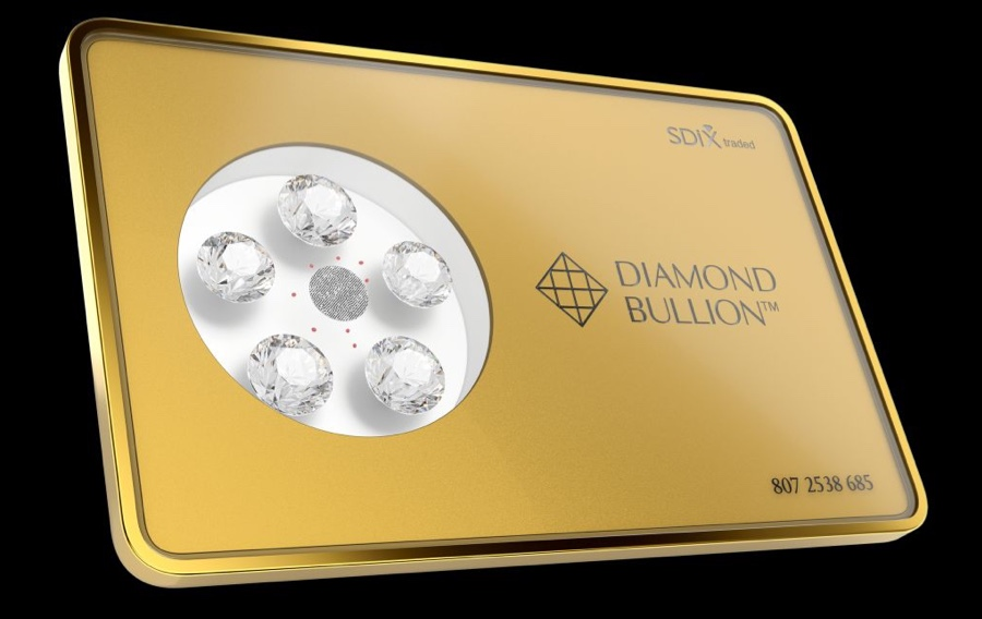 Singapore Diamond Investment Exchange to list Diamond Bullion