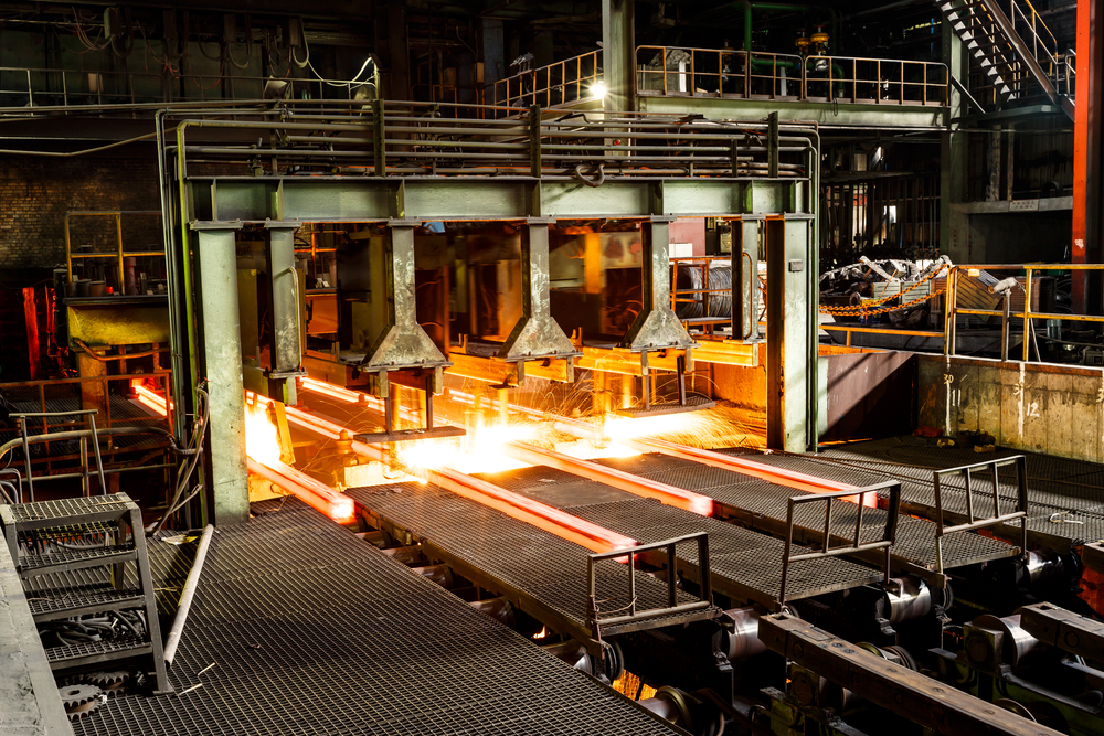 how a steel mill works New madrid is one of several locations chennai, india-based sumangala steel is considering to open a new steel mill.
