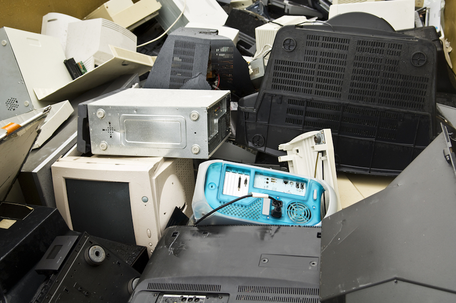 This new method for getting gold from e-waste may be just what miners need