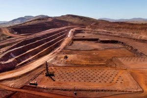 Top iron ore exporter sees price dipping below $50 a tonne by 2019