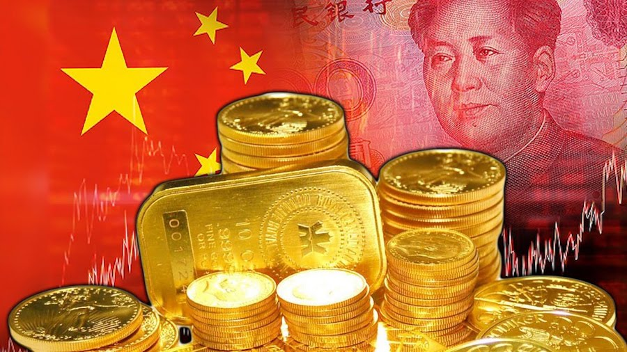 Gold demand from China picks up again