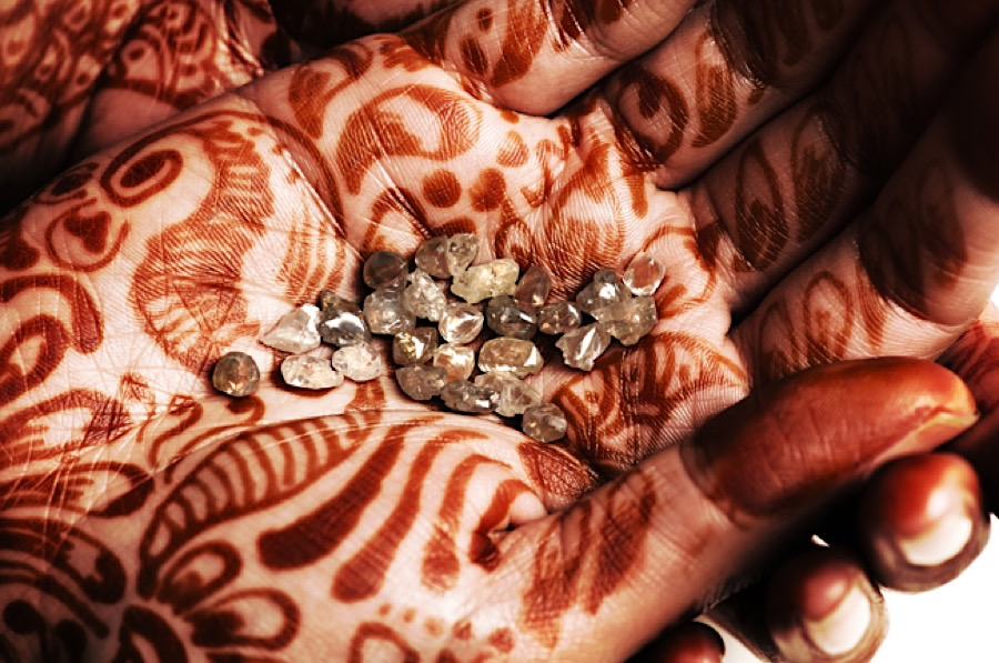 India's NMDC joins the race for former Rio Tinto's diamond mine
