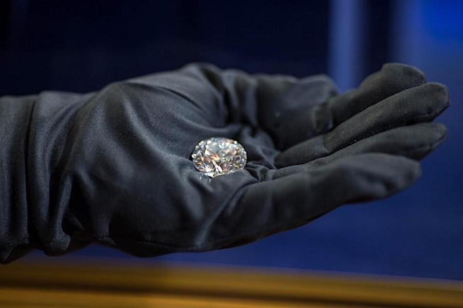 Alrosa Ready To Auction The Most Expensive Diamond Ever Polished In Russia Mining Com