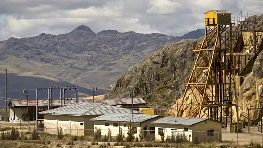 Operations resume at Buenaventura's silver mine in Peru