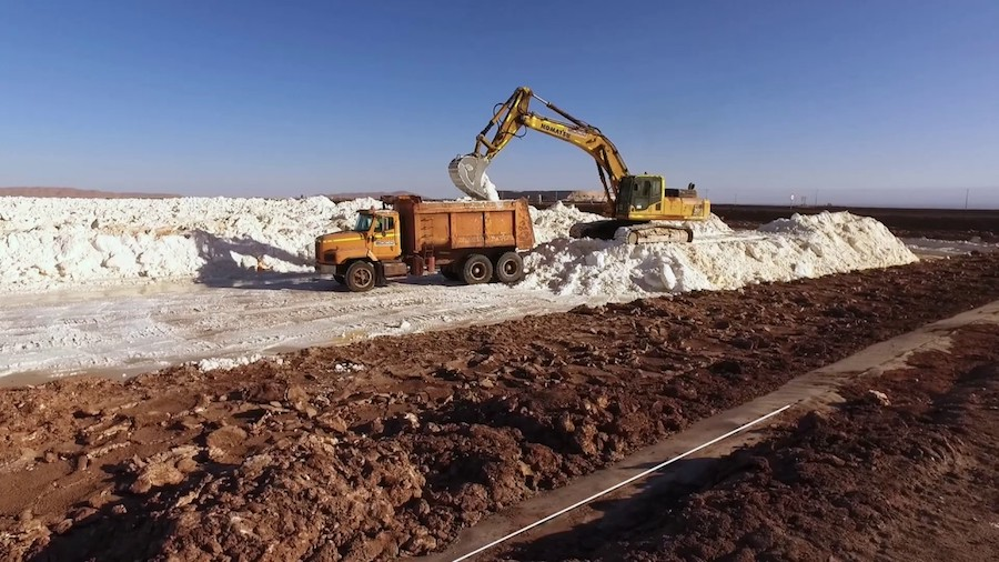 PotashCorp CEO confirms Chinese interested in lithium producer SQM