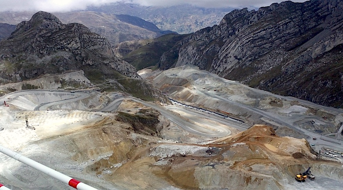 These are the top mining projects in Peru expected to come online in 2018