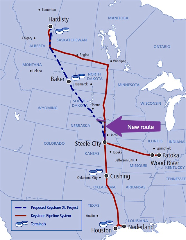 Nebraska approves Keystone XL Pipeline but more obstacles in the horizon