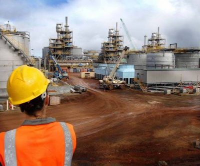 Vale says still looking to sale stake in New Caledonia nickel mine