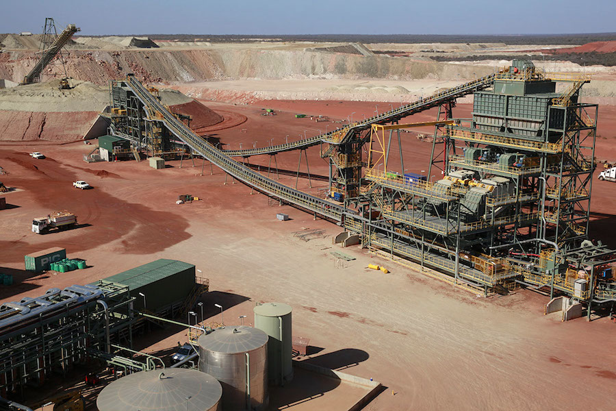 AngloGold gets going on $36 million expansion of Western Australia mine