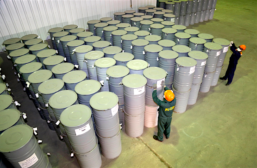 Kazakh supply shock to jolt uranium price
