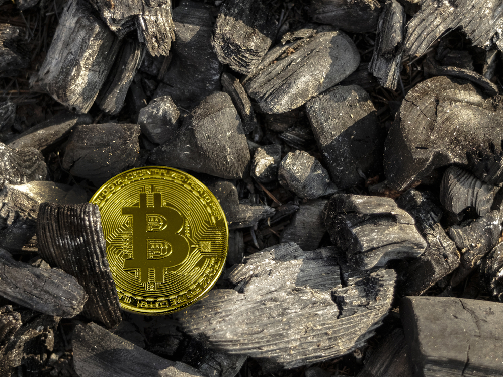 Coal into bitcoin? Dirty secret of 2017's hottest market
