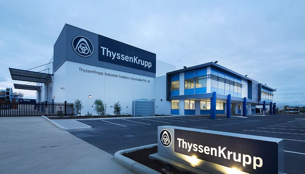 FLSmidth in talks to buy Thyssenkrupp's mining unit