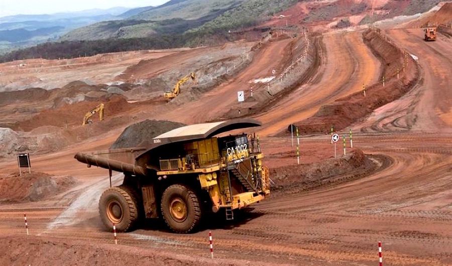Anglo expects expansion licence for Minas Rio in Brazil by Friday