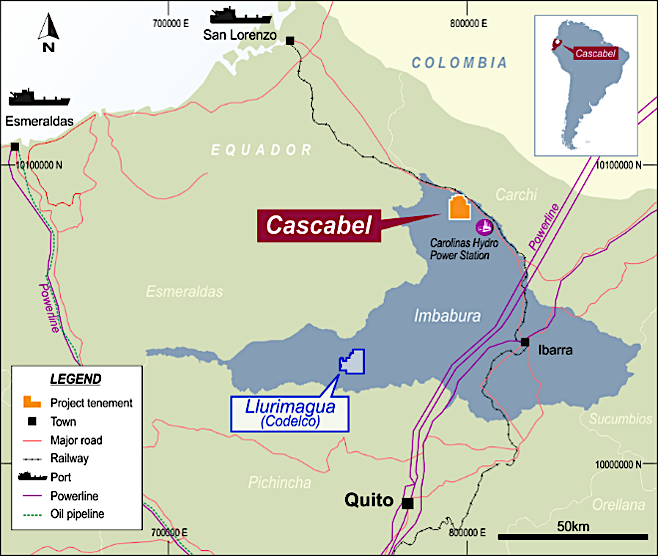 SolGold starts additional drilling at flagship project in Ecuador