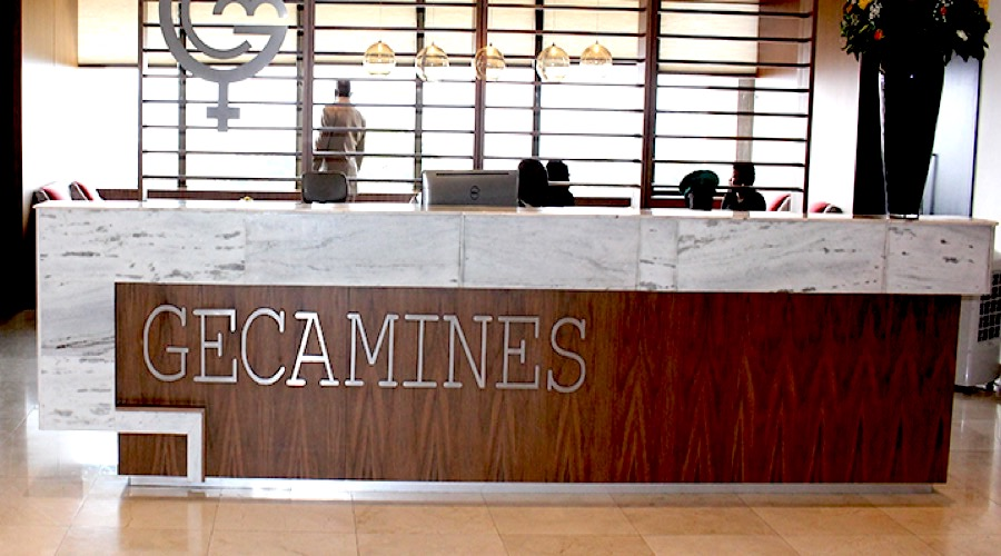 Congo's Gecamines urges Gov't to revise 16-year-old mining code