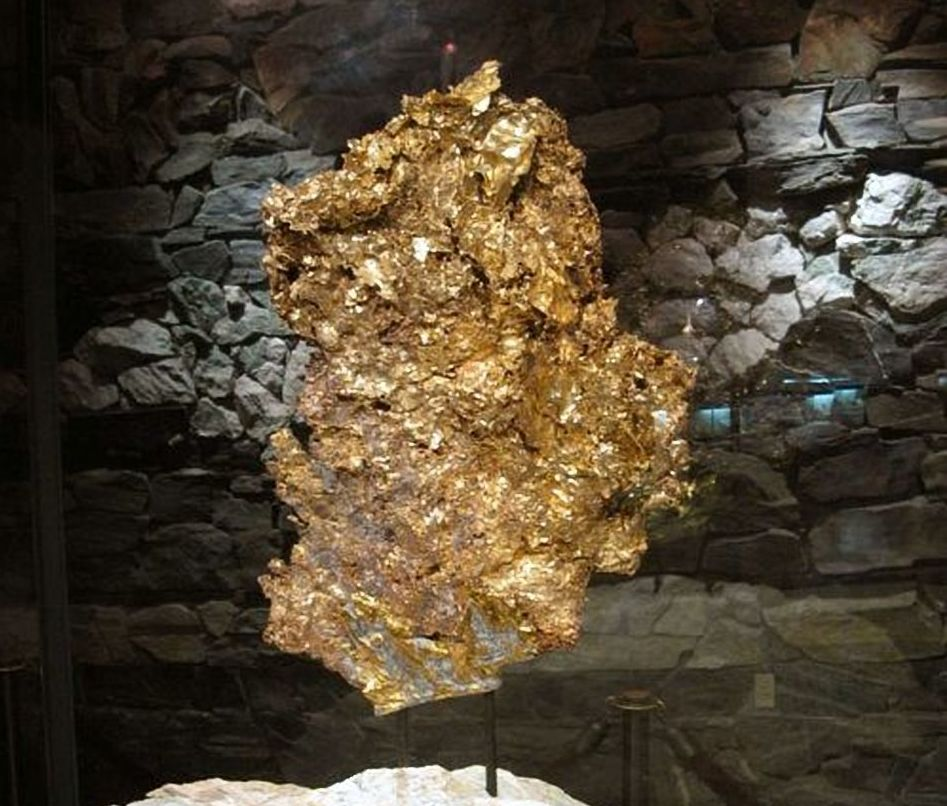 The 5 largest gold nuggets that still exist – MINING.COM