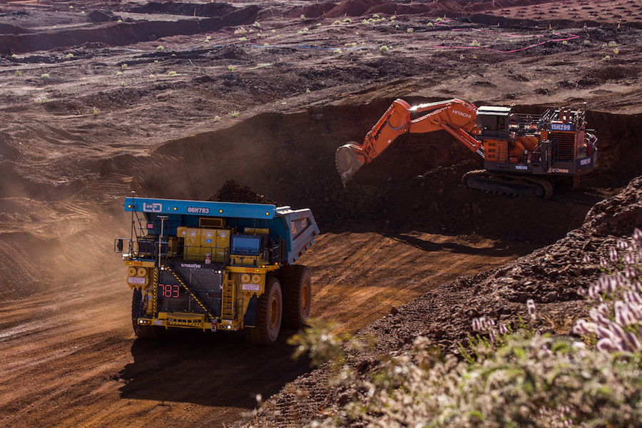 Rio Tinto autonomous trucks now hauling a quarter of Pilbara