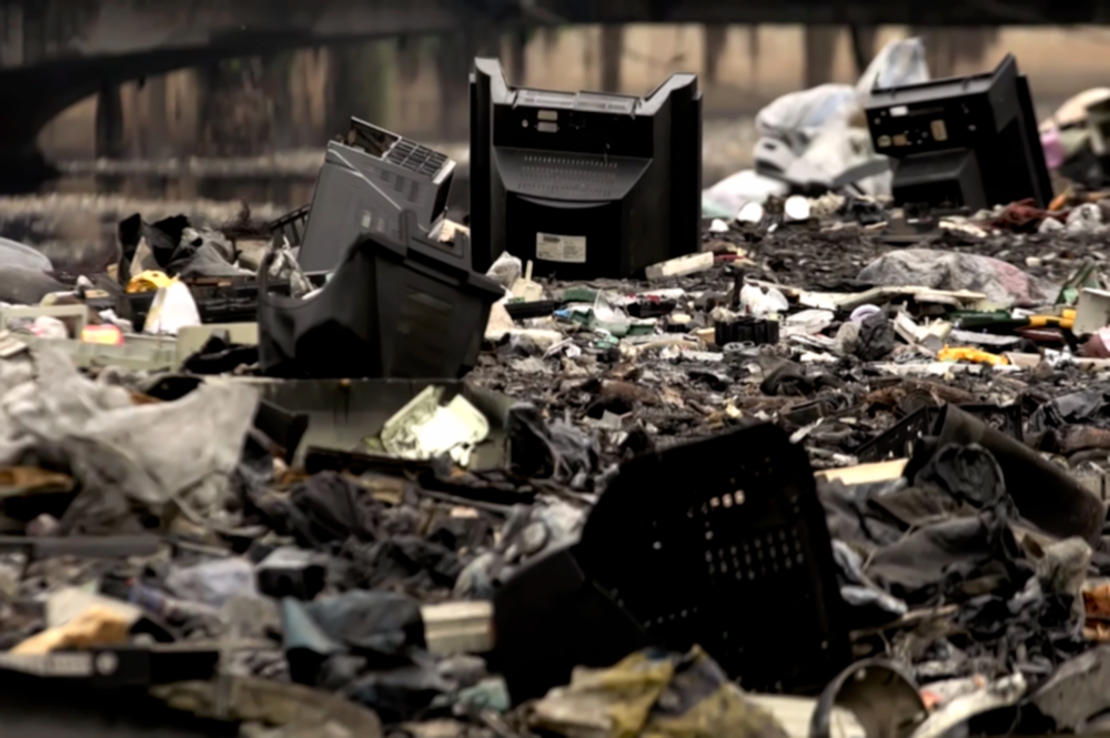 Tracking Europe S Waste There S Gold In Them Landfills