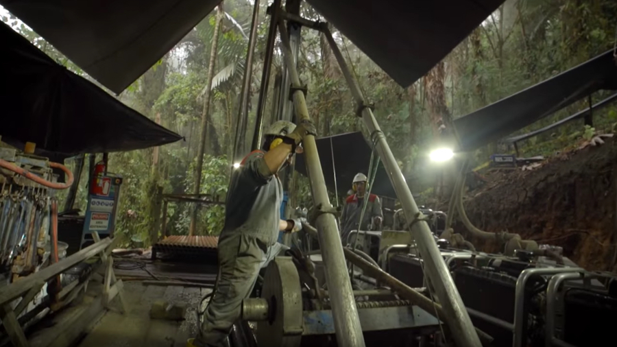 Solgold shares jump on Ecuador drilling