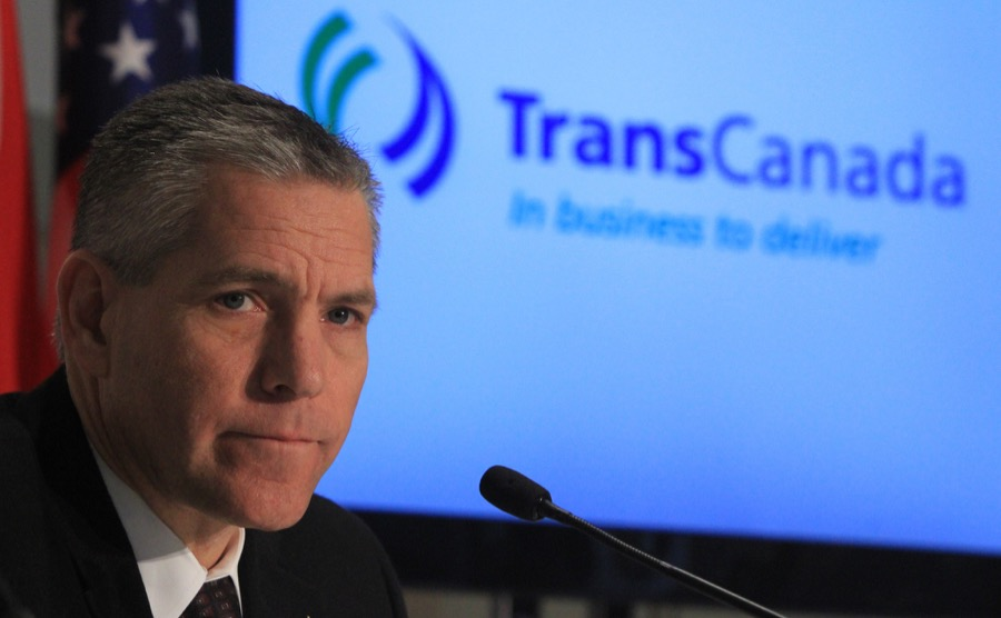 TransCanada gets enough commercial support to go ahead with Keystone XL