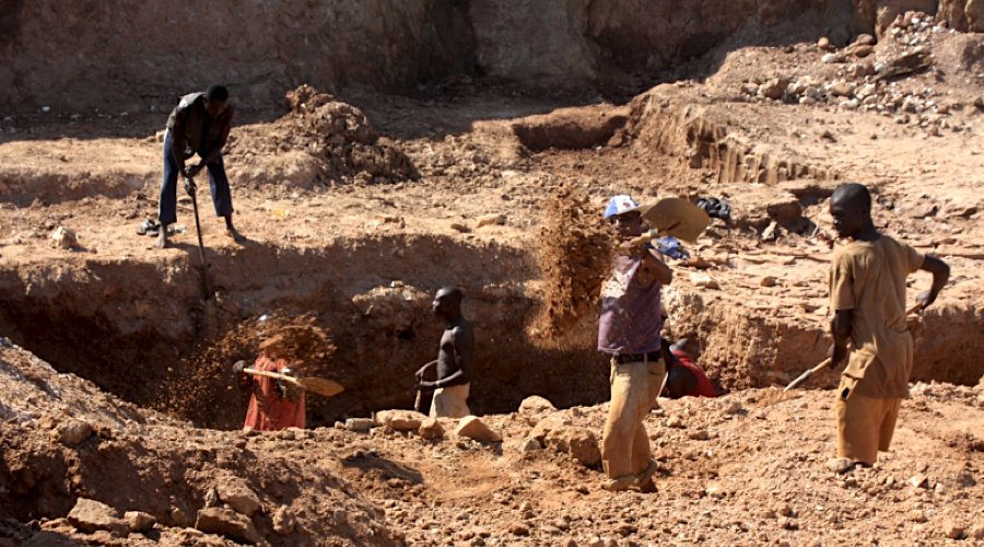 Zimbabwe Accuses U.S. of Lying About Diamond-Mining Forced Labor