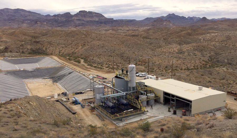 Arizona's newest gold mine just weeks away of first pour