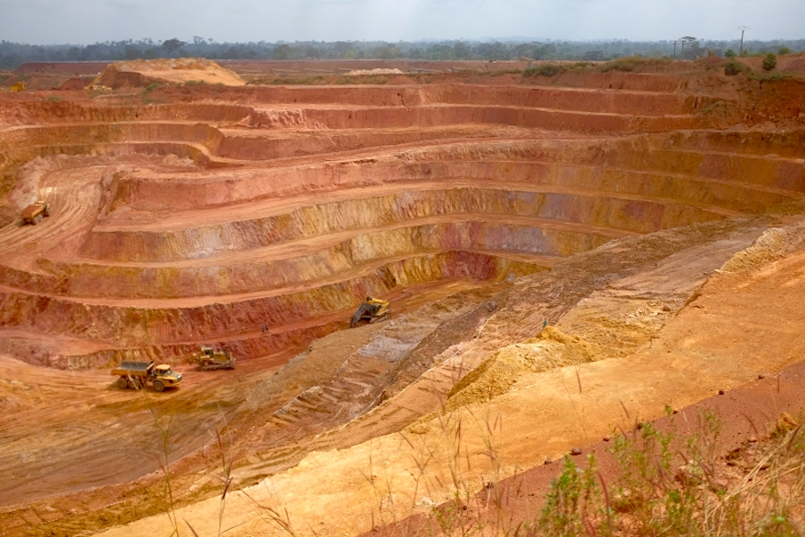 Endeavour in talks to avert Ivory Coast protests over gold production plans