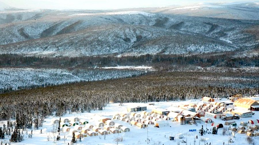 NovaGold up on better-than-expected drilling results for Alaska mega-project