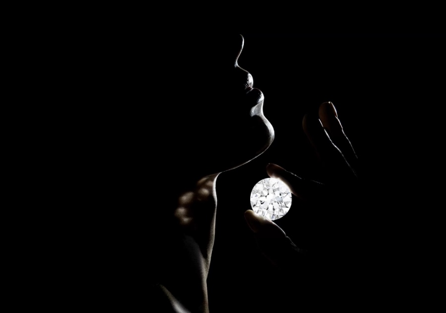 Sotheby's unveils brilliant 100-carat white diamond worth over $30m