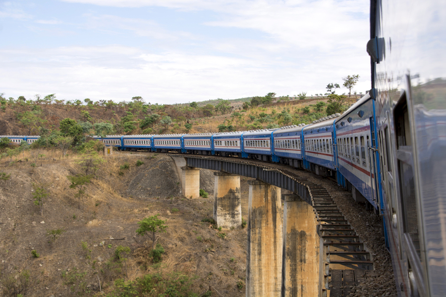 Zambia to start forcing miners to move 30% of minerals by rail