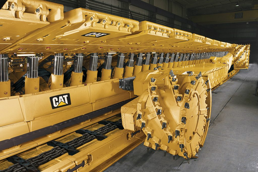Peabody Orders Complete Cat 174 Longwall With Advanced
