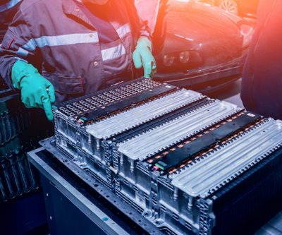 Report looks at recycling of battery metals to meet rising demand