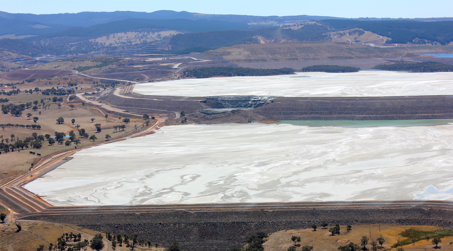 Dam wall collapse at Newcrest-owned Cadia goldmine forces shutdown