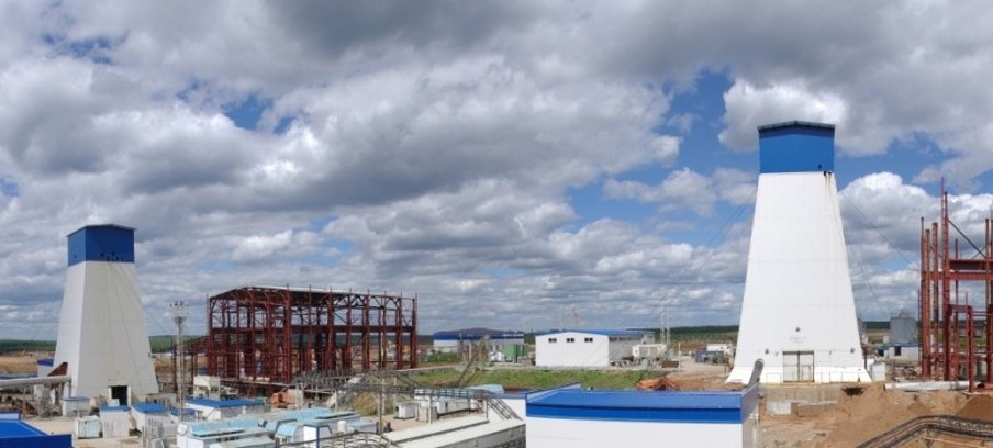 Eurochem produces first potash at new $2 bln Russian plant