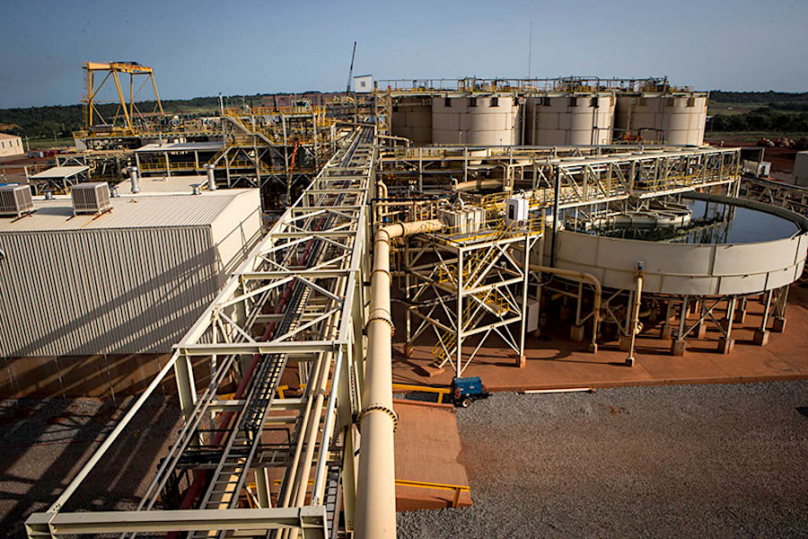 B2Gold completes Fekola mill expansion ahead of schedule