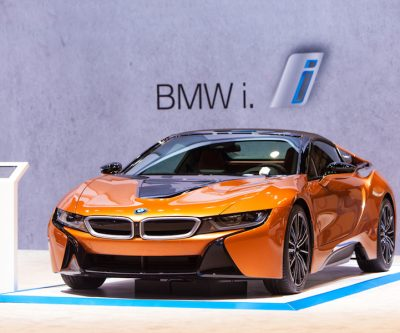 BMW signs $335m lithium supply deal
