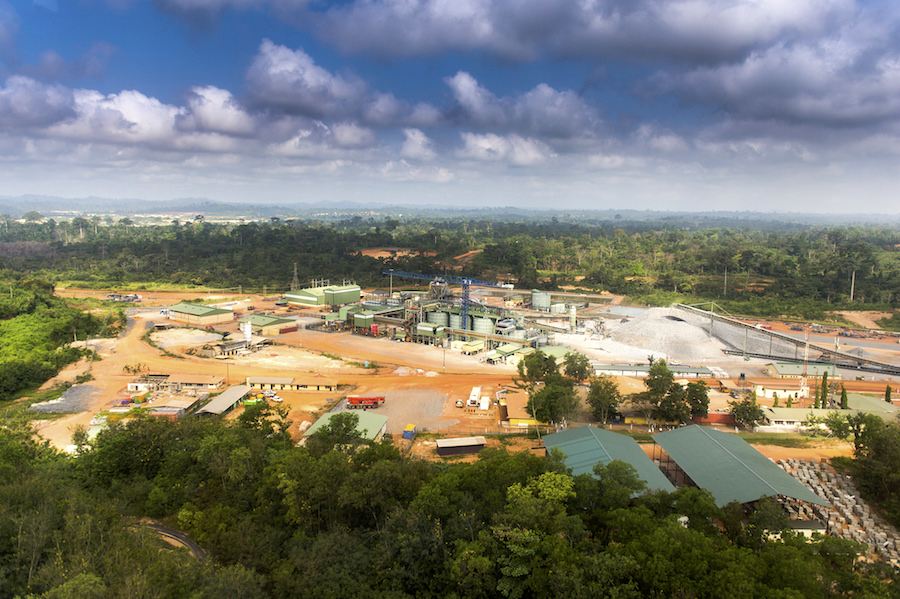 Canada's Asanko, South Africa's Gold Fields team up in $203m Ghana JV
