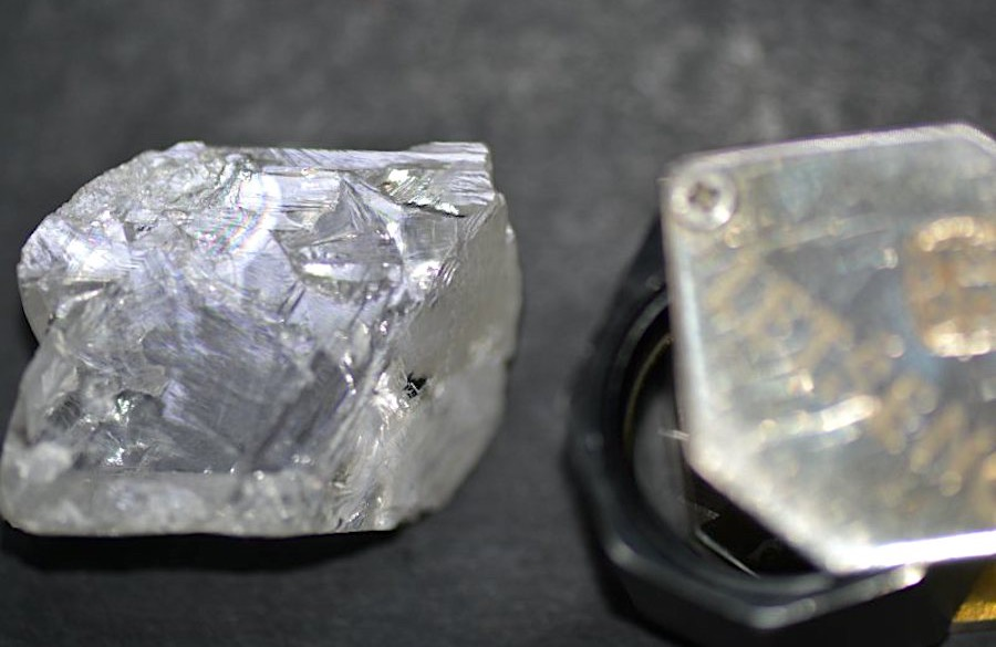 Gem Diamonds on fire, finds sixth giant rock this year