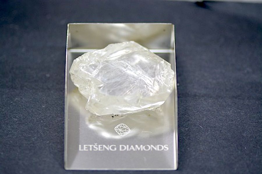 Gem Diamonds soars as it finds seventh giant rock this year
