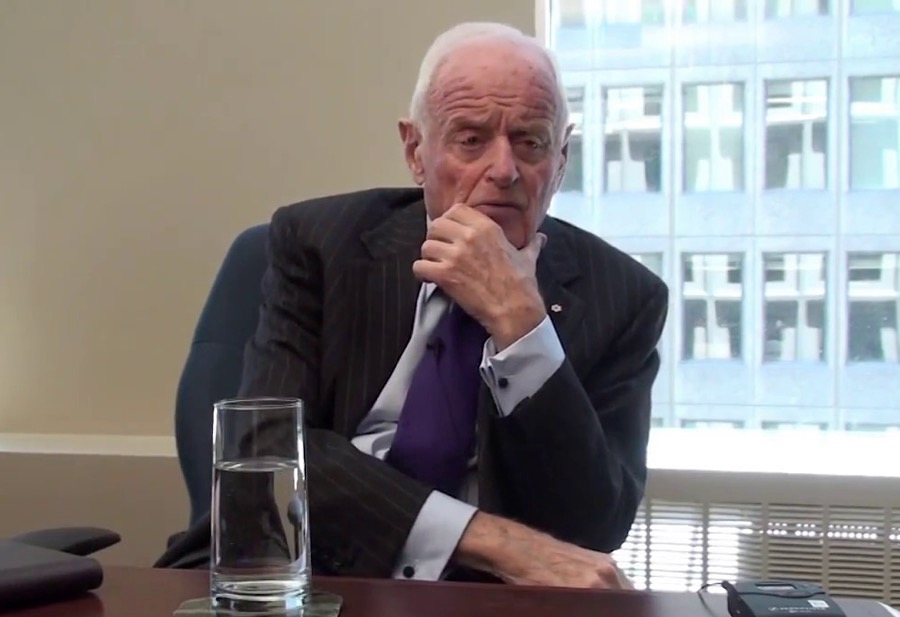 Barrick Gold founder and chairman Peter Munk dies at 90