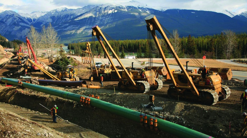 Canada's Trans Mountain pipeline could cost government