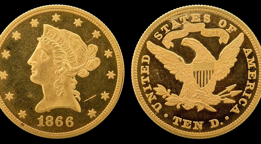 Mint American Eagle Gold Coin Sales At Weakest April Since