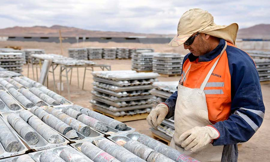 Lower copper grades take toll on Antofagasta first quarter output