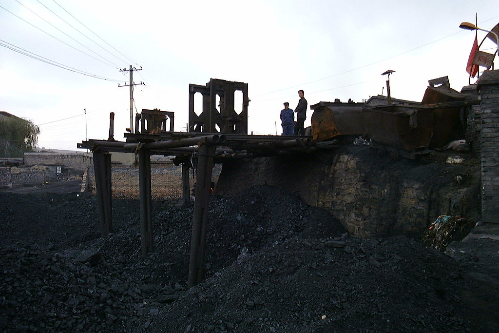 China's NDRC to curb coal prices, boost output -Xinhua