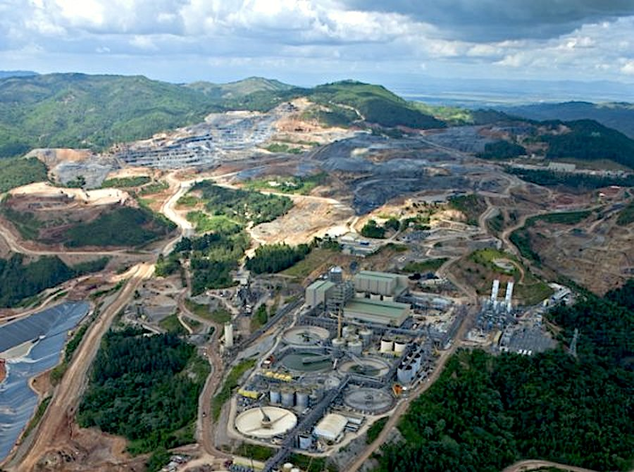Barrick signs 10-year natural gas supply deal to make Dominican Republic mine greener