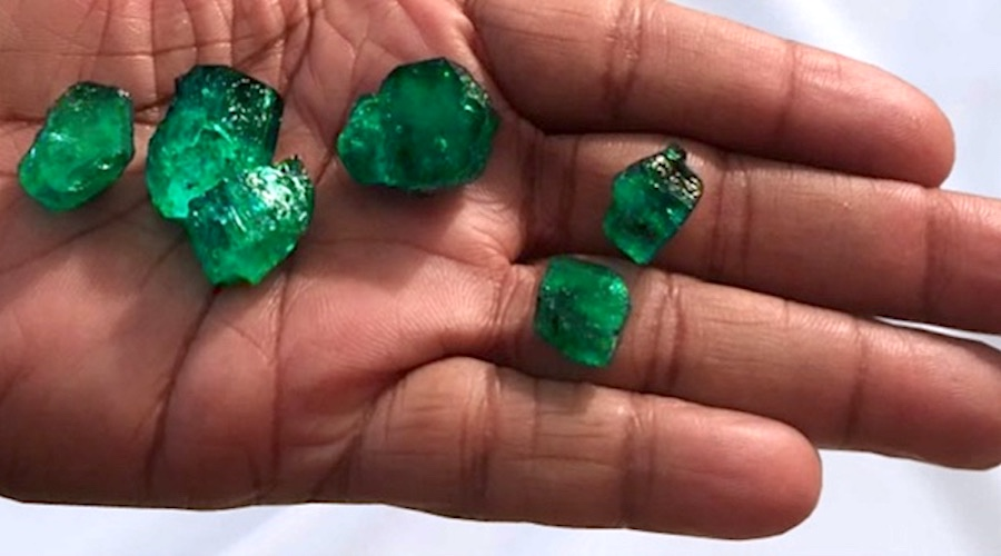 Emeralds and rubies producer Fura Gems changes look