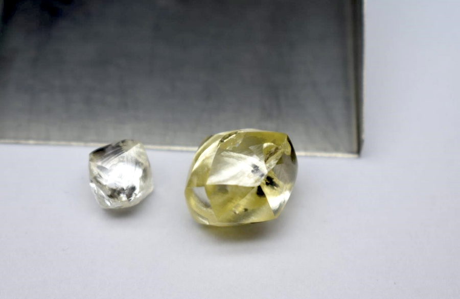 Lucapa on a roll, finds 25-carat yellow diamond in Lesotho mine