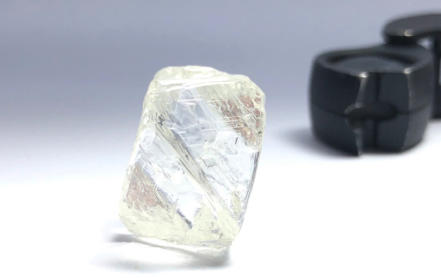 Mountain Province finds 95-carat diamond in Canada's far north