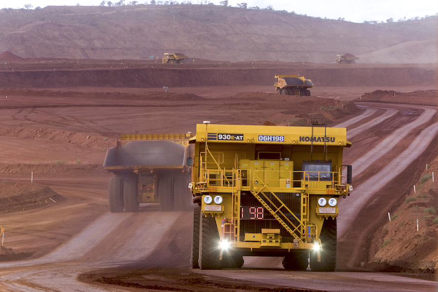 Rio Tinto to double number of autonomous drills at Pilbara mines
